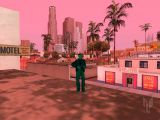 GTA San Andreas weather ID 211 at 13 hours