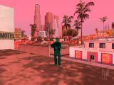 GTA San Andreas weather ID 211 at 14 hours