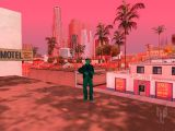 GTA San Andreas weather ID 211 at 16 hours