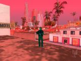 GTA San Andreas weather ID 211 at 17 hours
