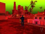 GTA San Andreas weather ID 211 at 22 hours