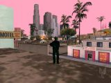 GTA San Andreas weather ID 211 at 7 hours