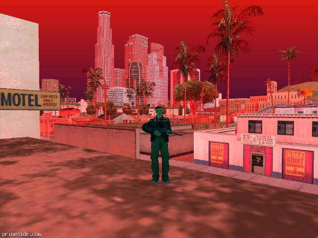 GTA San Andreas weather ID 212 at 20 hours