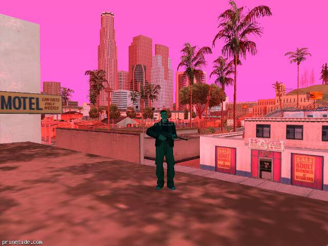 GTA San Andreas weather ID -300 at 8 hours