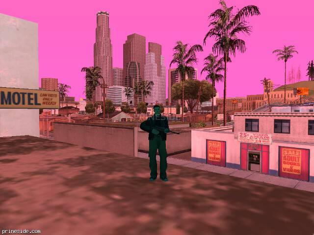 Просмотр погоды GTA San Andreas с ID 212 в 9 часов
