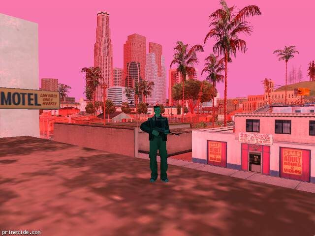 GTA San Andreas weather ID 213 at 12 hours