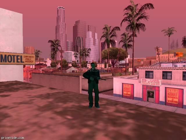 Просмотр погоды GTA San Andreas с ID 214 в 11 часов