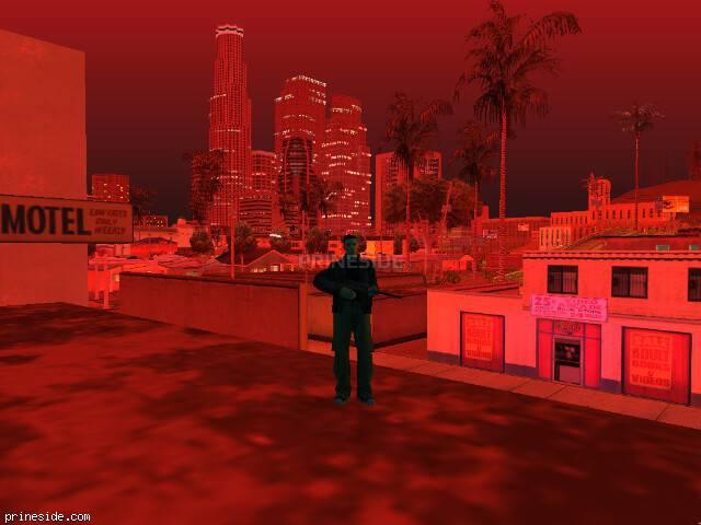 Просмотр погоды GTA San Andreas с ID 214 в 1 часов