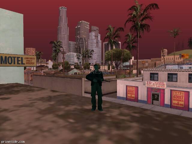 Просмотр погоды GTA San Andreas с ID 214 в 20 часов