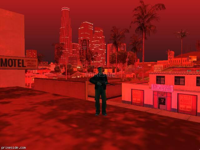 Просмотр погоды GTA San Andreas с ID 214 в 2 часов