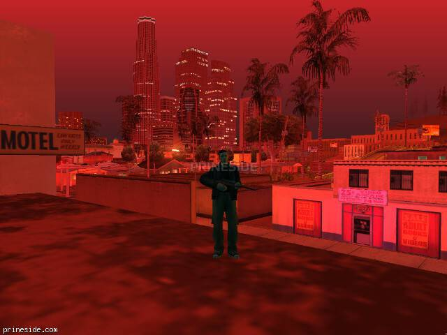 Просмотр погоды GTA San Andreas с ID 214 в 3 часов