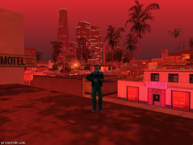 Просмотр погоды GTA San Andreas с ID 214 в 4 часов