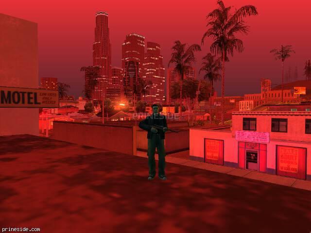 Просмотр погоды GTA San Andreas с ID 214 в 5 часов