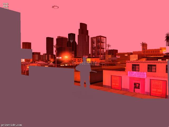 Просмотр погоды GTA San Andreas с ID 214 в 6 часов