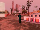 GTA San Andreas weather ID 216 at 10 hours