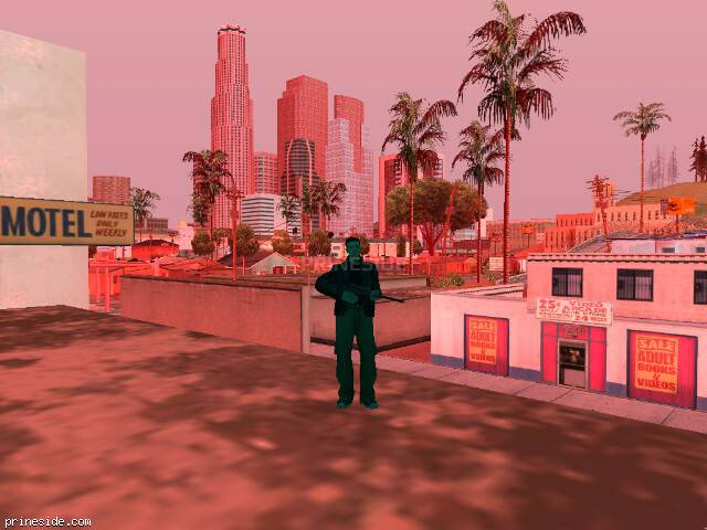 Просмотр погоды GTA San Andreas с ID 216 в 9 часов