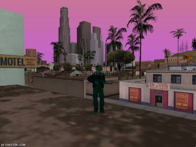 GTA San Andreas weather ID -295 at 12 hours