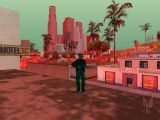 GTA San Andreas weather ID 217 at 19 hours