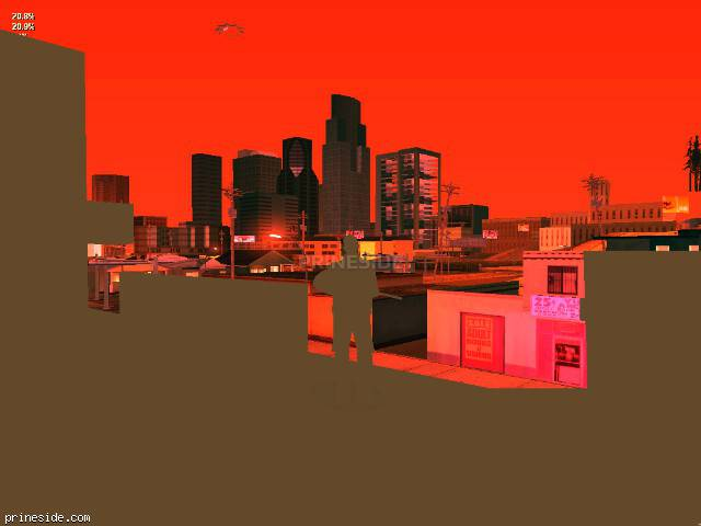 GTA San Andreas weather ID 217 at 1 hours