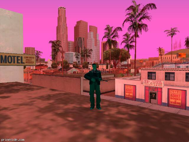GTA San Andreas weather ID 218 at 12 hours