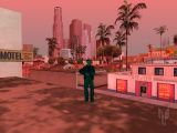 GTA San Andreas weather ID 219 at 17 hours