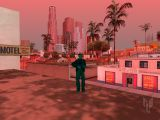 GTA San Andreas weather ID 219 at 18 hours