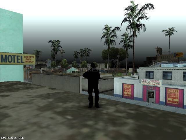 GTA San Andreas weather ID 22 at 12 hours