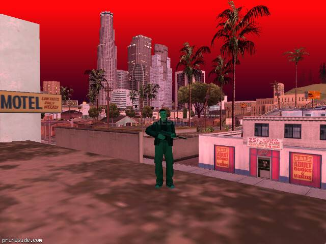 GTA San Andreas weather ID 990 at 20 hours
