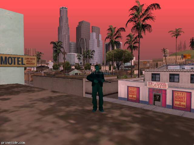 GTA San Andreas weather ID 479 at 10 hours