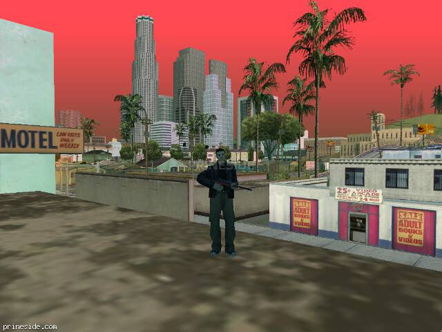 GTA San Andreas weather ID -545 at 14 hours