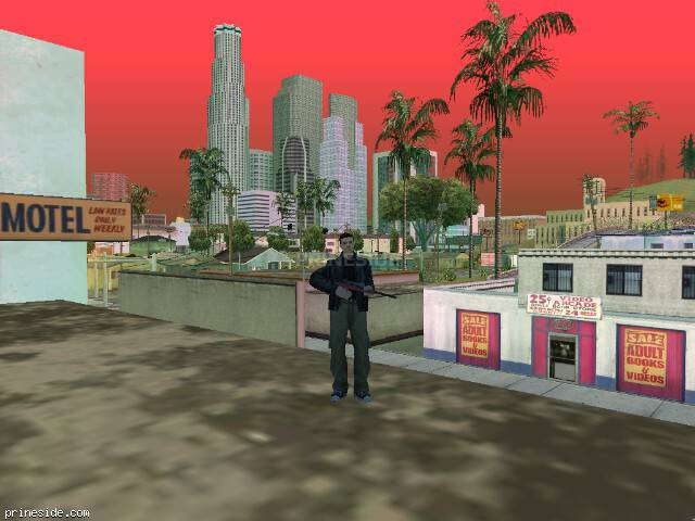 GTA San Andreas weather ID 479 at 15 hours