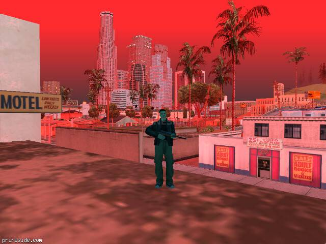 GTA San Andreas weather ID 223 at 20 hours