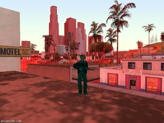 Просмотр погоды GTA San Andreas с ID 480 в 11 часов