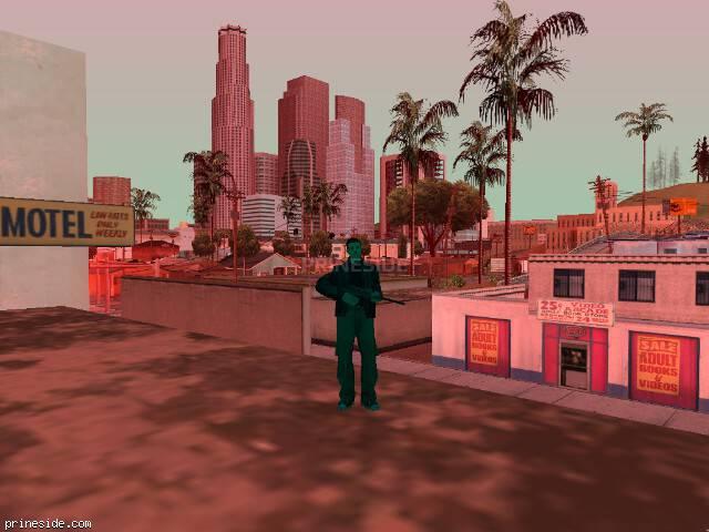 Просмотр погоды GTA San Andreas с ID 480 в 15 часов