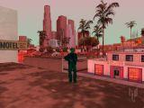 GTA San Andreas weather ID 224 at 15 hours