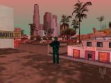 GTA San Andreas weather ID 224 at 17 hours