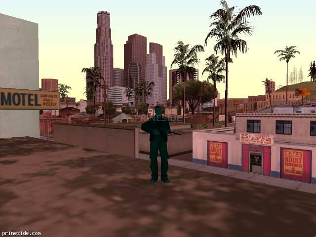 Просмотр погоды GTA San Andreas с ID 480 в 8 часов