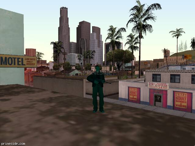 Просмотр погоды GTA San Andreas с ID 225 в 11 часов