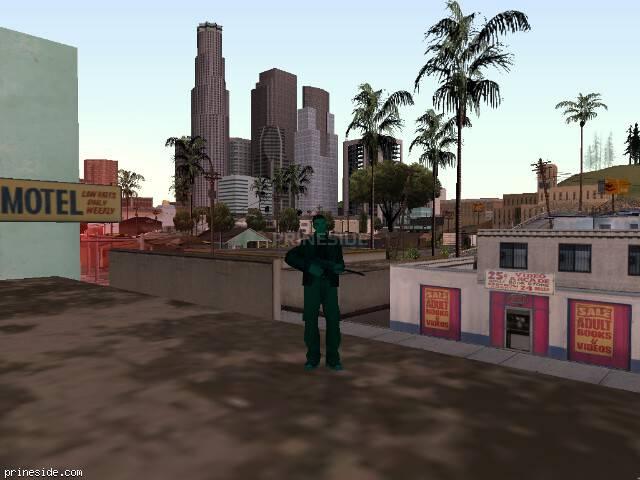 Просмотр погоды GTA San Andreas с ID -287 в 12 часов