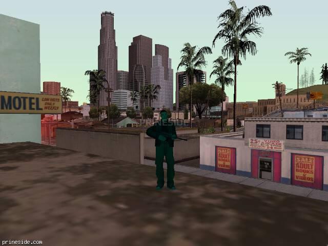 Просмотр погоды GTA San Andreas с ID 993 в 14 часов