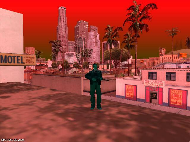GTA San Andreas weather ID 225 at 20 hours