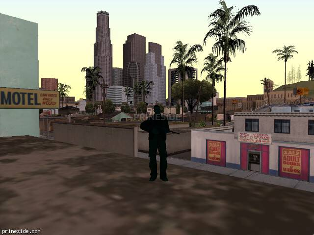 Просмотр погоды GTA San Andreas с ID 993 в 7 часов