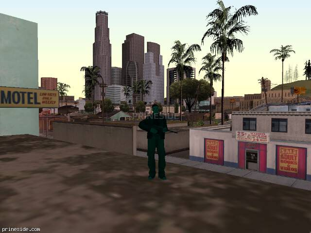 Просмотр погоды GTA San Andreas с ID 225 в 9 часов