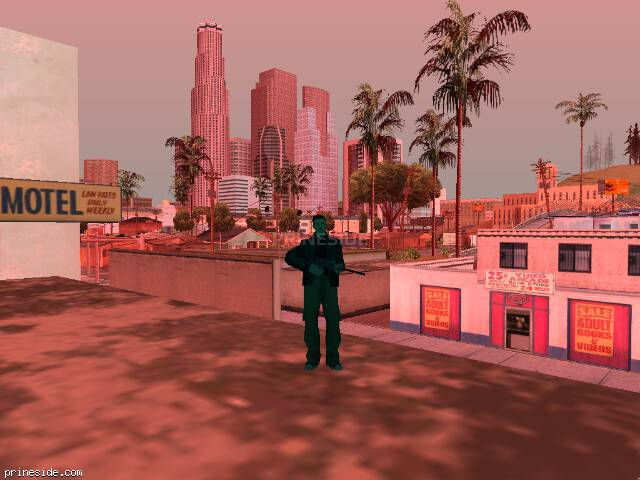 GTA San Andreas weather ID 226 at 10 hours