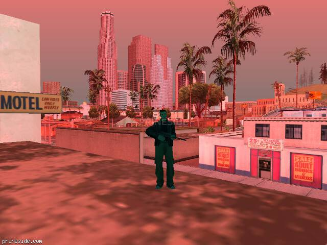 GTA San Andreas weather ID 226 at 12 hours