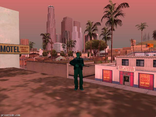 GTA San Andreas weather ID 226 at 14 hours