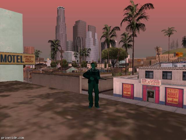 GTA San Andreas weather ID 226 at 16 hours