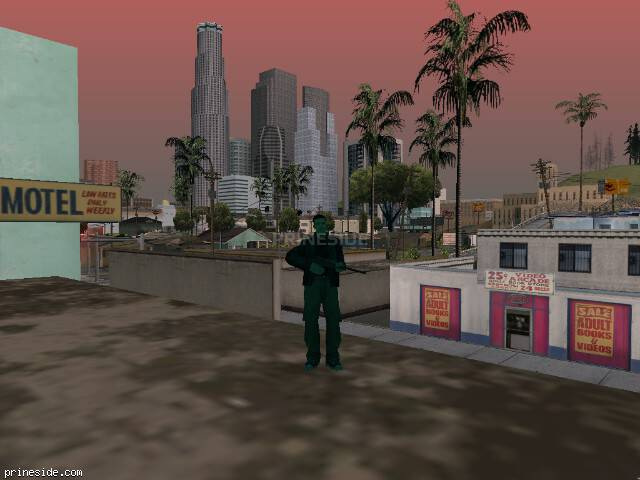 GTA San Andreas weather ID 226 at 18 hours