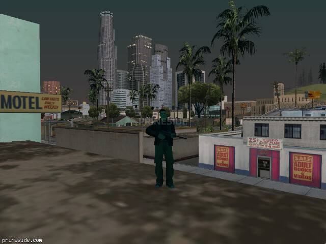 GTA San Andreas weather ID -30 at 20 hours