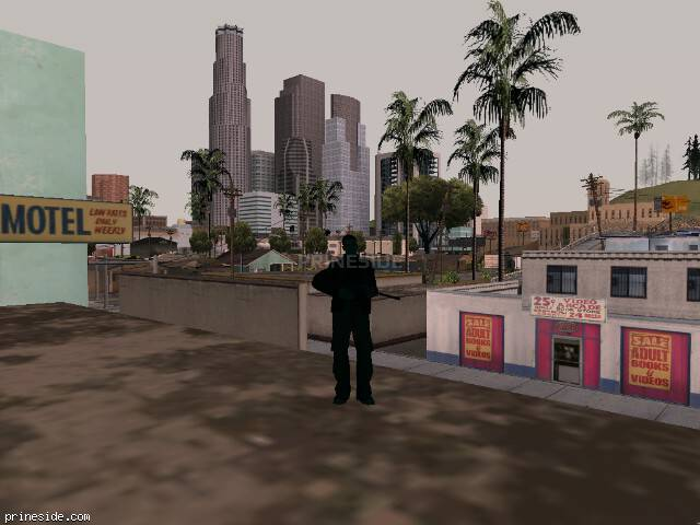 GTA San Andreas weather ID -798 at 7 hours